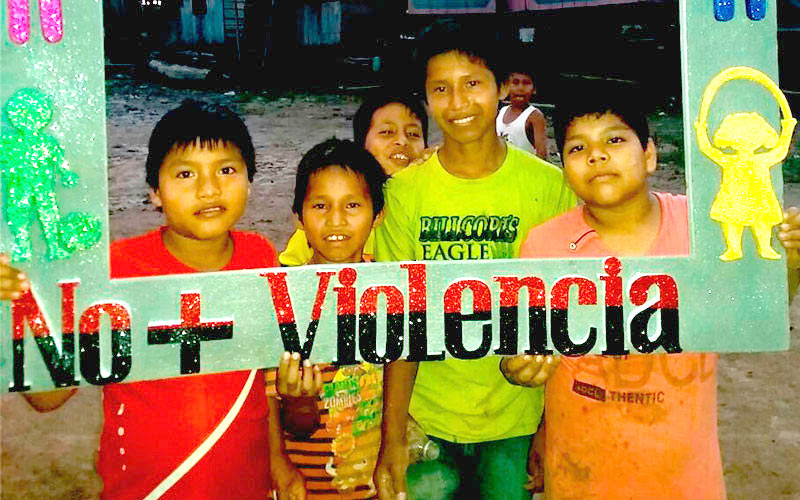 Campaña por el No a la Violencia