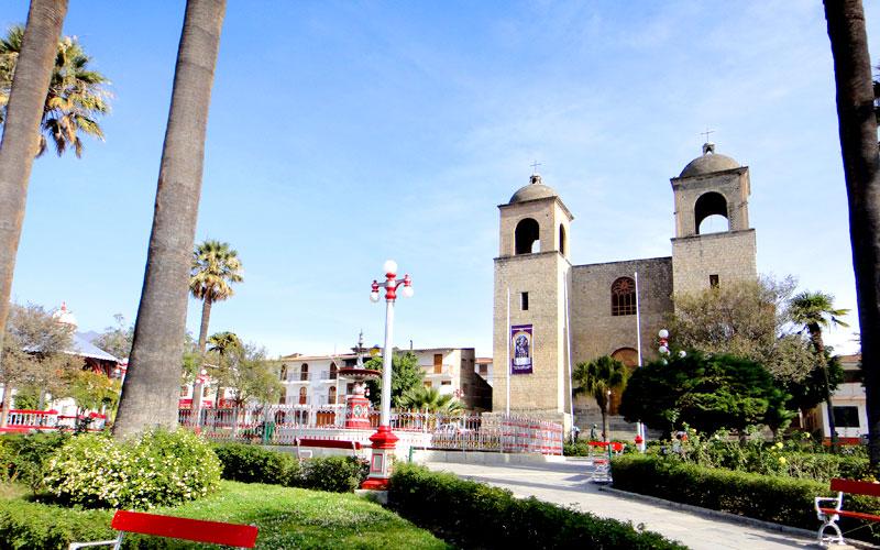 Distrito de Caraz