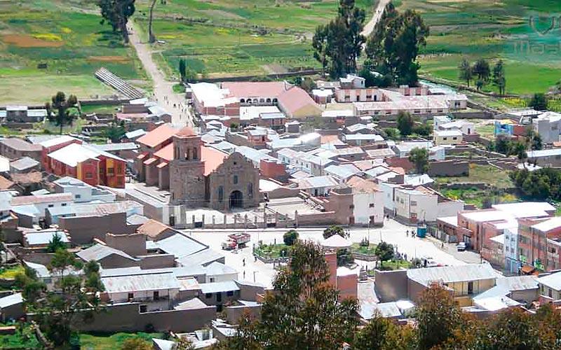 Distrito de Huata