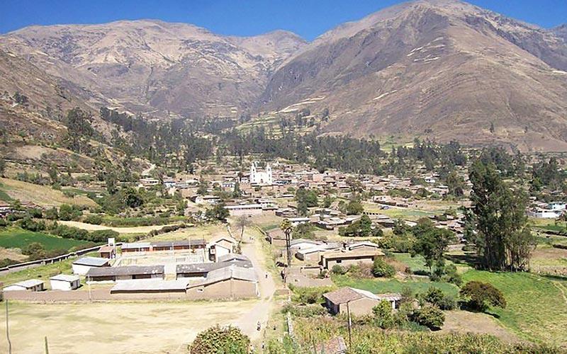 Distrito de Huaylas