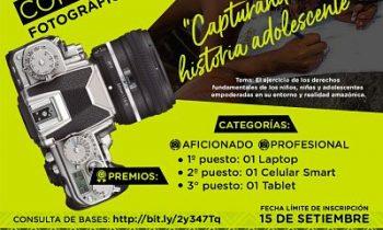 Concurso Fotográfico » Capturando tu historia adolescente»