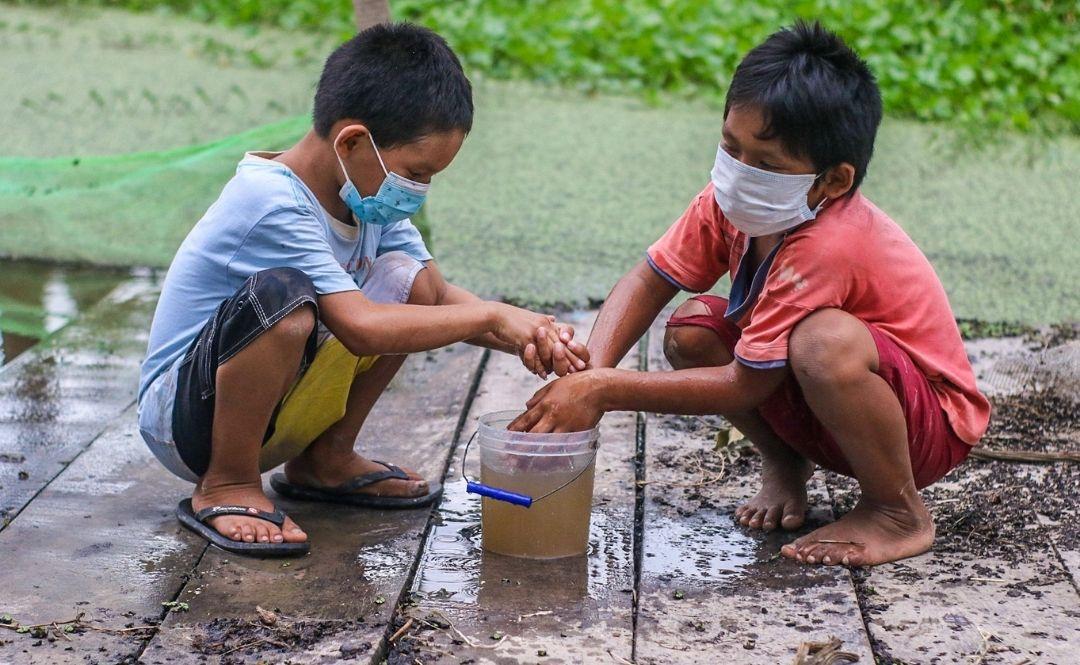 Niños Iquitos Covid 19