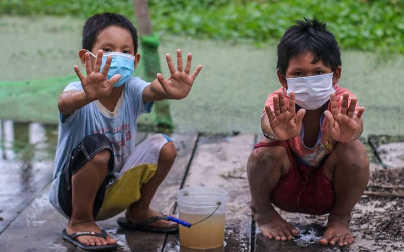 Niños Iquitos